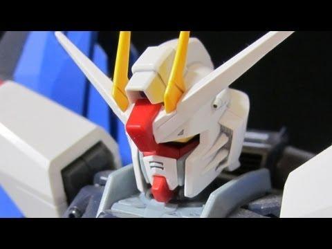 MG Freedom Gundam - Gundam Seed & Destiny gunpla plastic model review