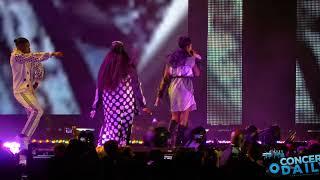 "ESSENCE FEST: Missy Elliott & Monica perform ""So Gone"" live"
