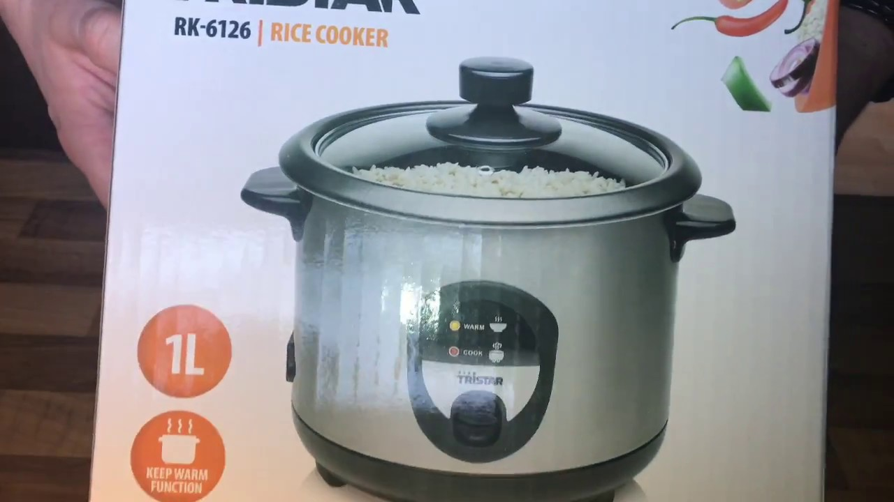 instructions for deco rice cooker