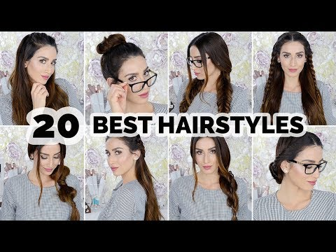 20 Best Back To School Heatless Hairstyles of All Time