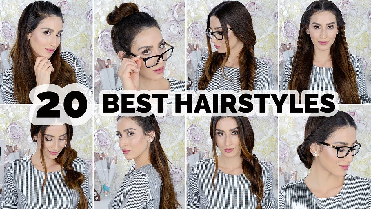school hair style 20 best back to school heatless hairstyles of all time 5446