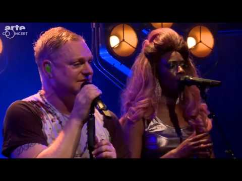 Erasure - World Be Gone (Berlin 24/jul/2017) HD