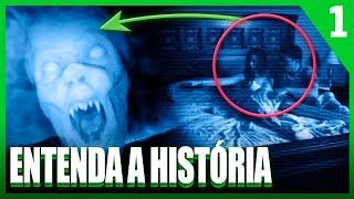 Saga Atividade Paranormal | Entenda a História dos Filmes | PT. 1