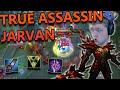 THE TRUE ASSASSIN: JARVAN JUNGLE - League of Legends Commentary