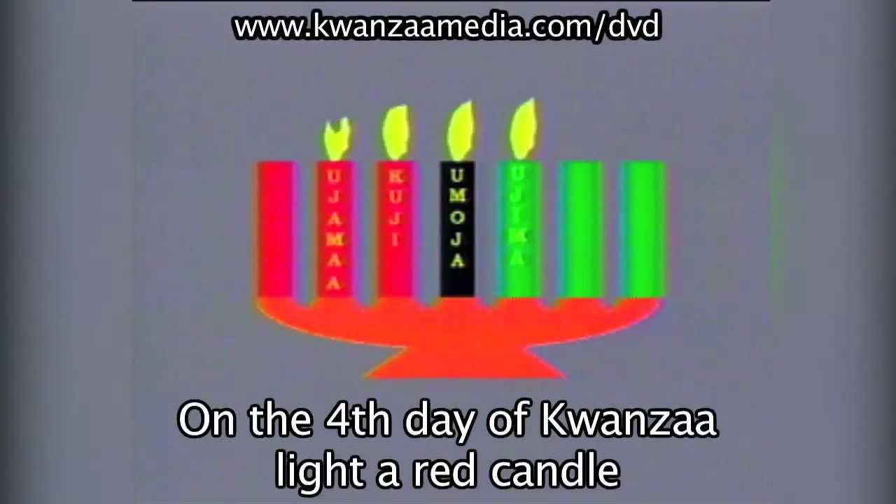 Kwanzaa Seven Candles Mishumaa Saba Youtube