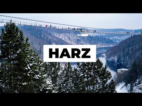 DER HARZ im Winter: 3 tolle Ausflugsziele | fernwehsendung
