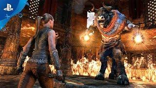 The Elder Scrolls Online: Horns of the Reach - Official Trailer | PS4