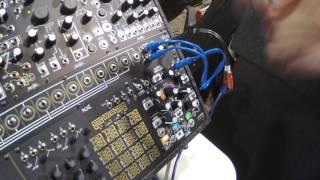 NAMM 2017 - Make Noise Morphogene - Patchwerks Seattle