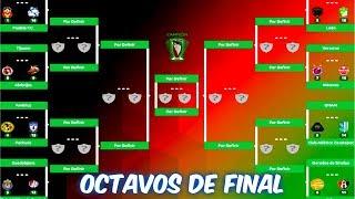 FECHAS y HORARIOS CONFIRMADOS para los OCTAVOS DE FINAL de la COPA MX Clausura 2019