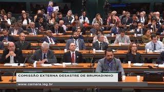 Comissão Externa Desastre de Brumadinho - Rompimento da barragem em Brumadinho - 21/02/2019 10:00