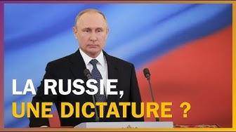 La Russie est-elle une dictature ?