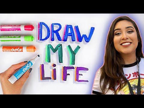SuperRaeDizzle - Draw My Life