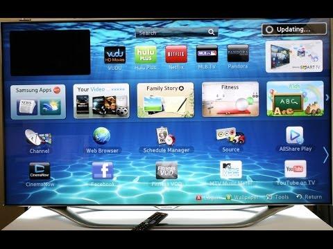Samsung Smart Led TV Reset 7000,8000 Series