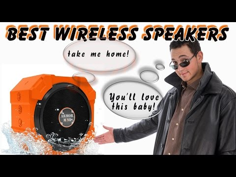 Get The Best Wireless Speakers Here!