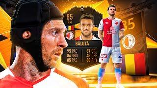 THE ROMANIAN MESSI?! 85 EUROPA LEAGUE RTTF BALUTA PLAYER REVIEW! FIFA 19 Ultimate Team