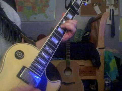 Matchbox20 Real World 2nd Guitar