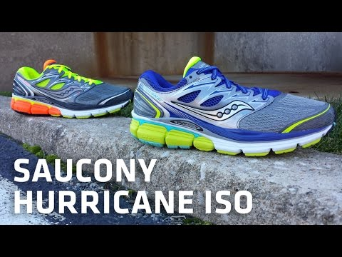 Saucony Hurricane Iso Test
