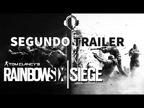 Tom Clancy's Rainbow Six Siege - Trailer 2015 Español Oficial!