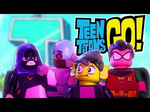 LEGO TEEN TITANS GO! (+ Episode inédit!)