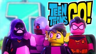 LEGO TEEN TITANS GO! (+ Episode inédit!)