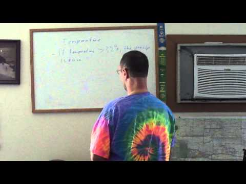 Basic Meteorology 101 lesson 5