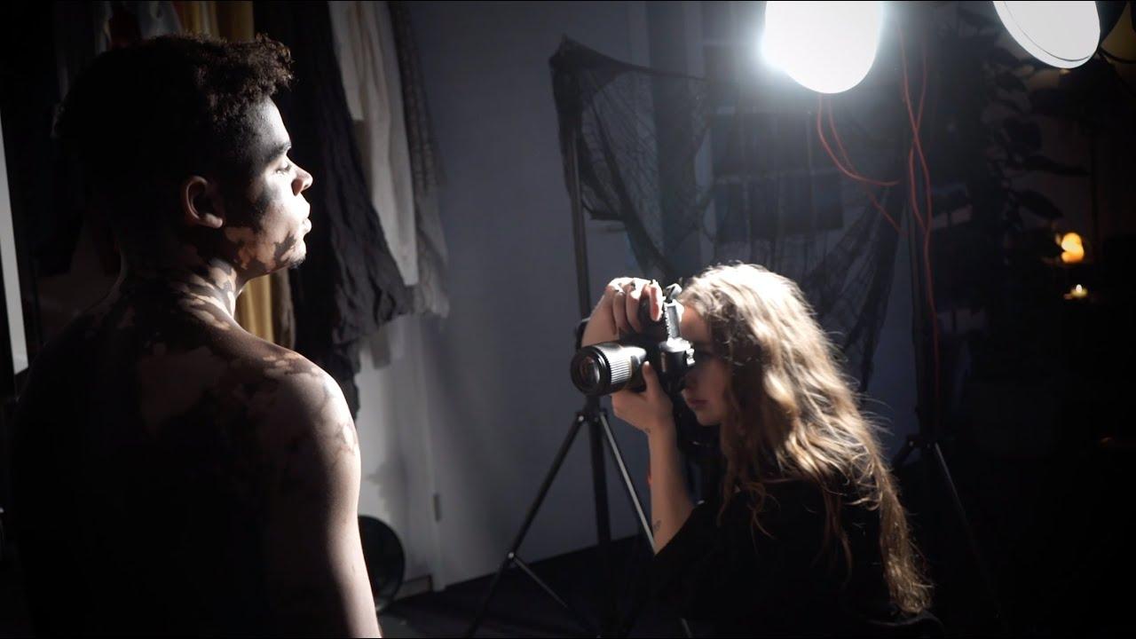 Behind the scenes with Gideon Allen