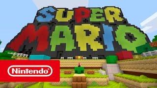 Minecraft: Nintendo Switch Edition – Trailer