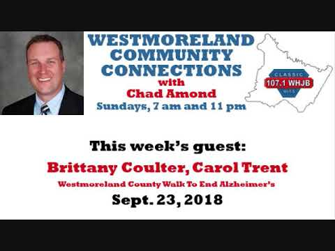 Westmoreland Community Connections (9-23-18)