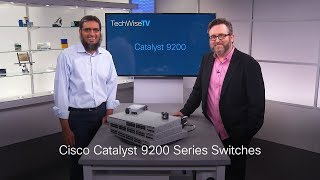 Meet the Cisco Catalyst 9200 on TechWiseTV