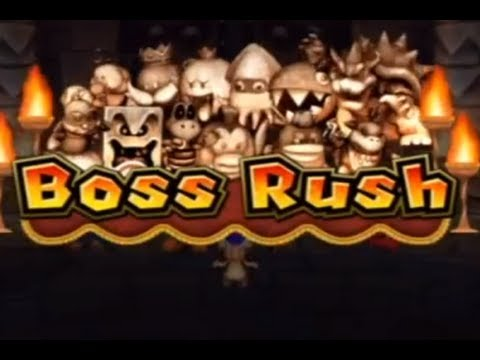 Mario Party 9: Boss Rush Mode
