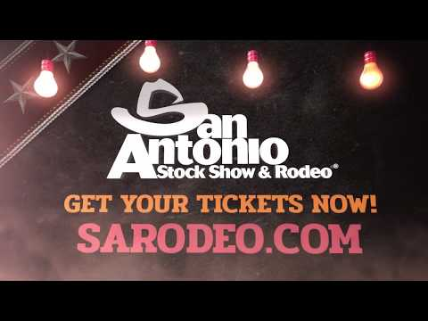 2020 Entertainment Lineup - San Antonio Stock Show And Rodeo