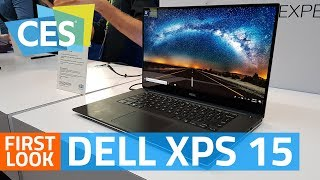 Dell XPS 15 2-in-1 First Look