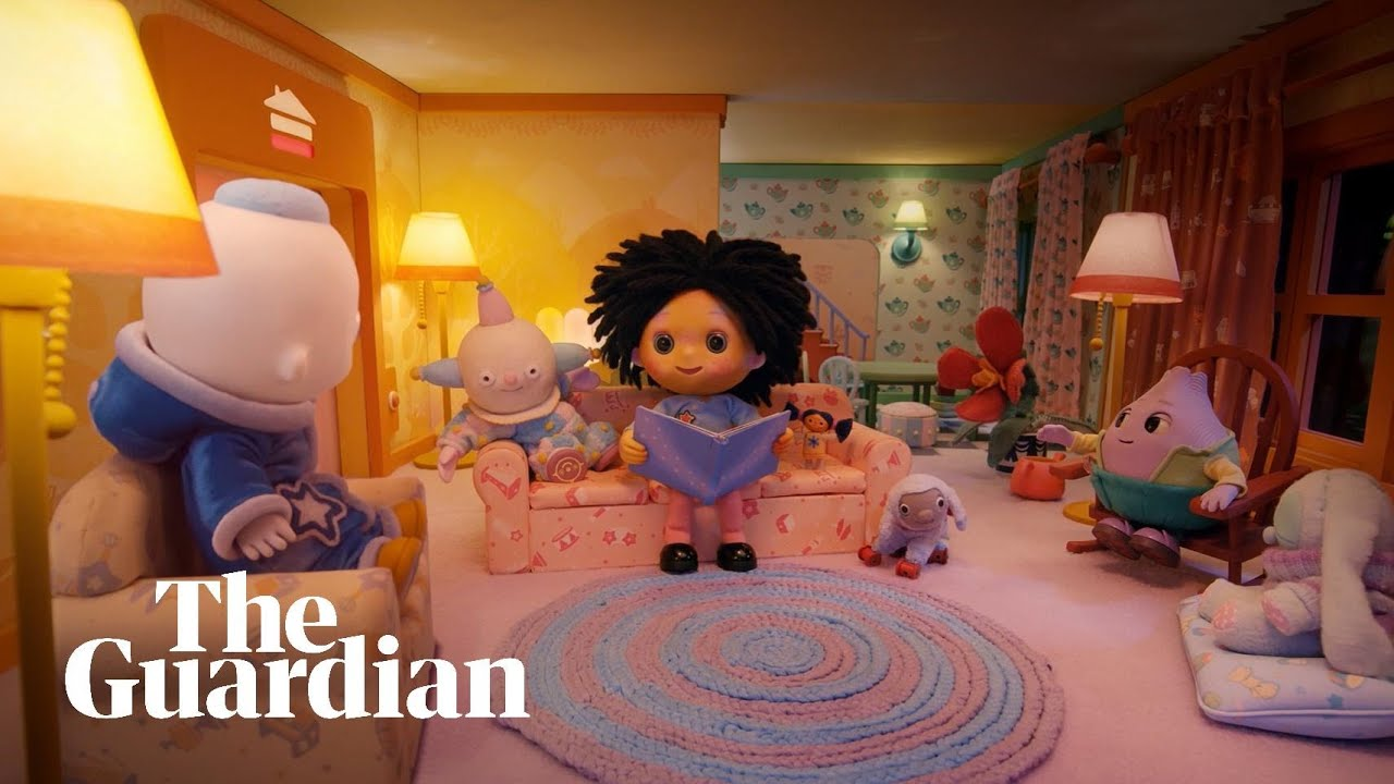 Moon and Me: the new baby TV show from the genius behind