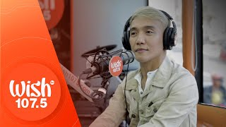 "Arnel Pineda performs ""Hiling"" LIVE on Wish 107.5 Bus"