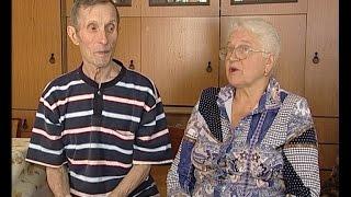 видео Золотая свадьба, 50-летняя годовщина семейной жизни
