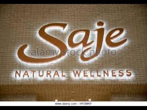 Saje Natural Wellness  Haul - July 2017
