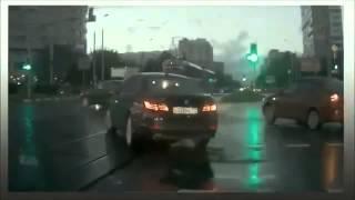 Auto widmo w rosji Ghost Car in Russia