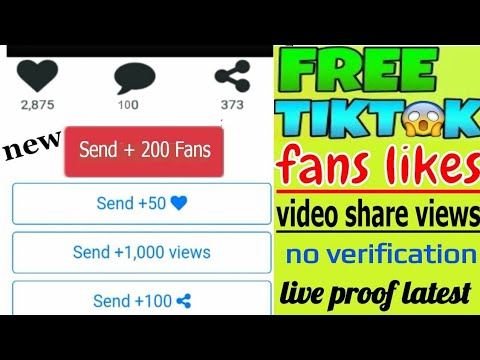 free tiktok fans|hearts|video share|views_how to increase tiktok fans  hearts|tiktok fans
