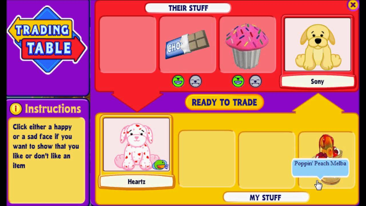 Webkinz how not to trade your items youtube webkinz how not to trade your items sciox Choice Image