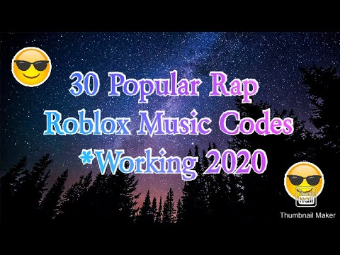 30 Rap Roblox Music Codes Ids Youtube