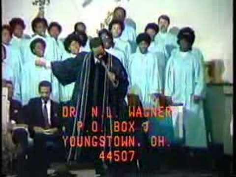 Bishop Norman Wagner - Oh It Is Jesus