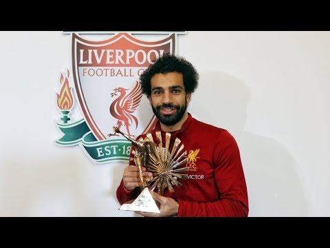 محمد صلاح يفوز بجائزة بي بي سي لأفضل لاعب افريقي لعام 2017  - 20:22-2017 / 12 / 11