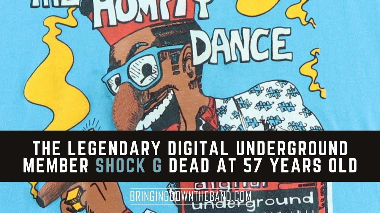 Shock G Dead at 57
