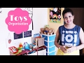 Toys Organization- Toddler's Playroom