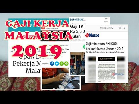 Gaji Kerja Di Malaysia Terbaru (Kuli Bangunan)