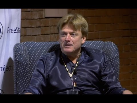 Overstock's Patrick Byrne on Bitcoin, Net Neutrality, and Mixed Martial Arts