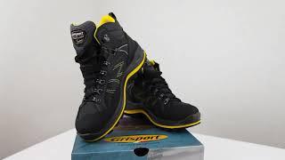 Высокие ботинки модель 13717N35. Обзор модели. Зима 2020