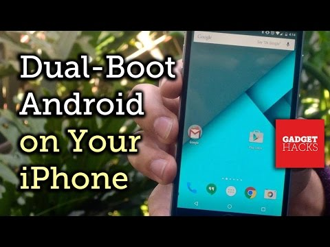 Exclusive! Dual-Boot Android 5.0 on Your iPhone [How-To]