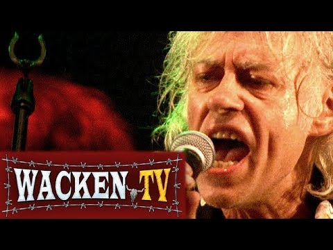 The Boomtown Rats - Rat Trap - Live at Wacken Open Air 2017