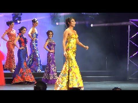 Wendy Calderon La Torre - Miss Perú Tusan 2013 contestant - HD